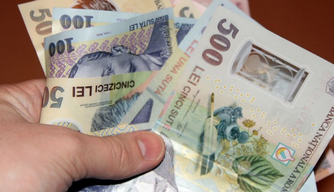Foto: Euro nu scade sub 4,46 lei