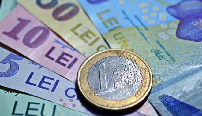 Leul câştigă la dolar şi francul elveţian, dar pierde la euro - leul-1492686361.jpg