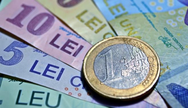 Foto: Leul este în ofensivă pe toate fronturile valutare