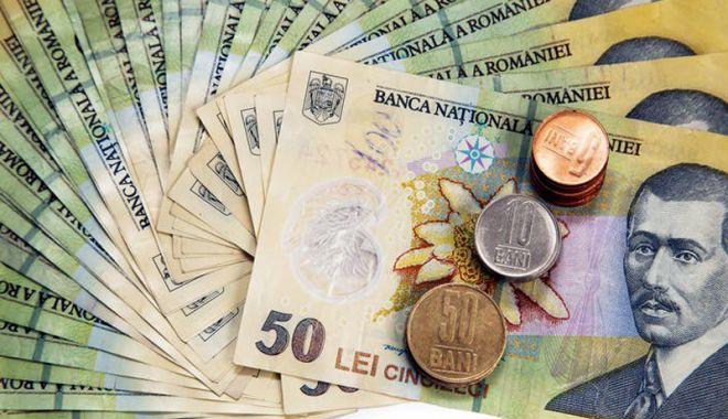 Foto: Leul este băgat în corzi de toate valutele