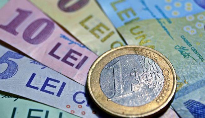 Foto: Leul a cedat în fața tuturor valutelor