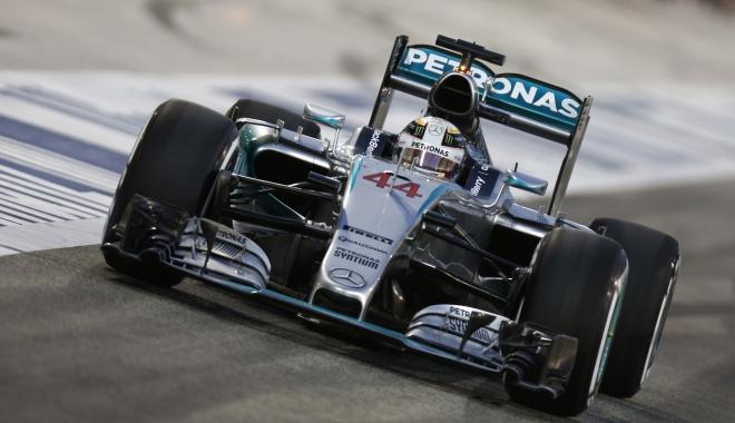Foto: Formula 1 / Lewis Hamilton va pleca din pole position în MP al Italiei