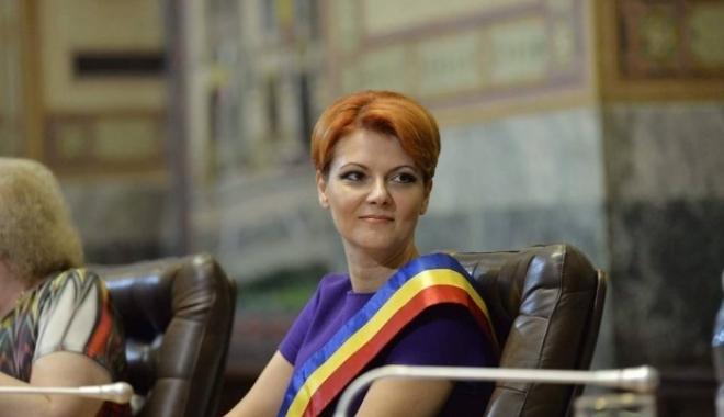 """Foto: Olguţa Vasilescu, replică acidă pentru Grindeanu: """"Doar el credea că e pe viață în scaunul acela"""""""
