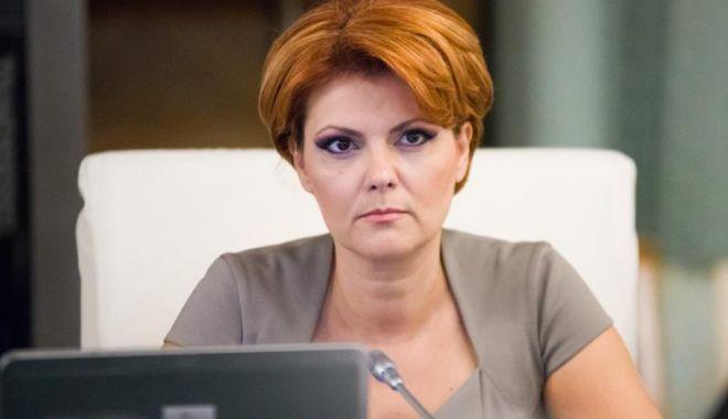 Foto: Pleșoianu: O propun pe Olguța Vasilescu președinte al PSD