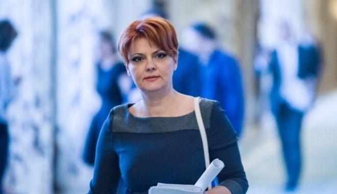 Foto: Klaus Iohannis a RESPINS-O DIN NOU pe Lia Olguţa Vasilescu pentru Ministerul Dezvoltării pe motiv de incompetenţă şi limbaj