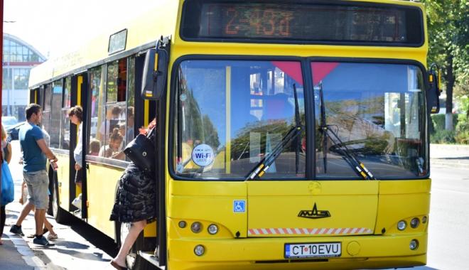 Foto: Liberalii vor gratuitate pe RATC pentru constănţenii cu salariul minim pe economie