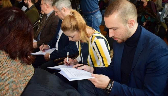Foto: Liberalii i-au scris primarului Decebal Făgădău. Ce solicită
