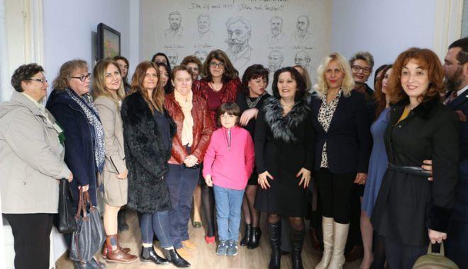 Foto: Liberalii constănțeni  au marcat, la Tulcea, 140 de ani  de la alipirea Dobrogei  la Patria Mamă