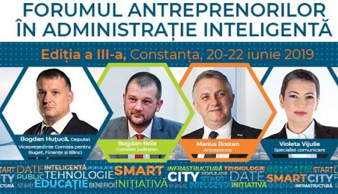 """Foto: Liberalii constănțeni, gazde ale """"Forumului antreprenorilor în administrația inteligentă"""""""