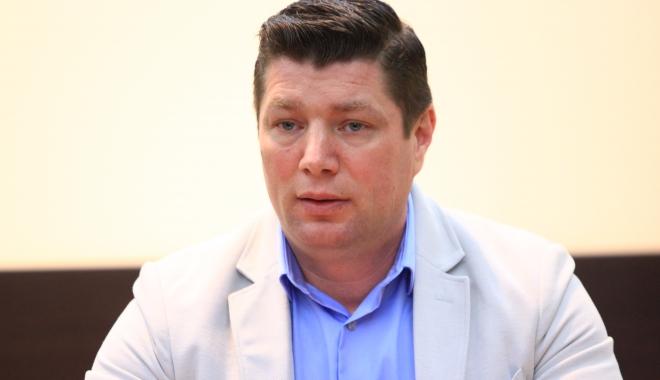 Foto: Primarul Iulian Soceanu, reconfirmat ca preşedinte la PNL Techirghiol