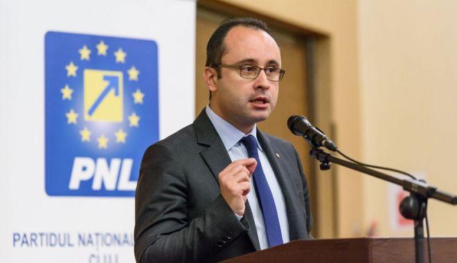 Foto: Liberalul Cristian Bușoi: Situația din PSD  este o reglare de conturi