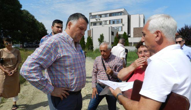 """Foto: Liberalul Bogdan Huțucă: """"Lipsa unui PUZ a generat mascarada arhitecturală din cartierul Palazu Mare"""""""