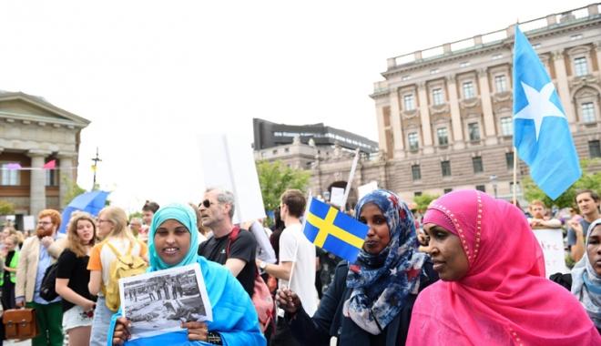 Foto: Suedia elimină controalele  de la graniţa cu Danemarca