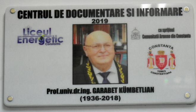 Liceul Energetic, la ceas aniversar. A fost evocată personalitatea lui Garabet Kumbetlian - liceulenergetic1-1558386379.jpg