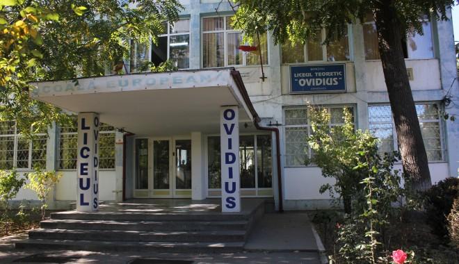"""Foto: Liceul """"Ovidius"""", în parteneriat cu alte cinci ţări"""