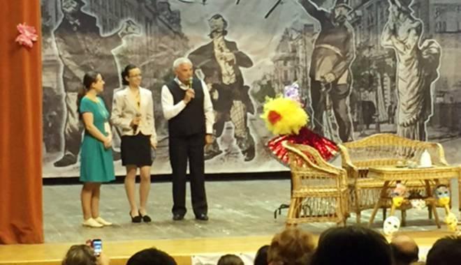 Foto: Liceul Sportiv premiat pentru cei mai buni… actori