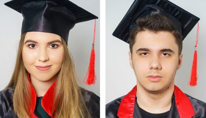 Foto: Ei sunt absolvenţii de 10! Premii, felicitări şi invitaţii la Neversea şi Untold