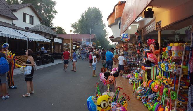Foto: Primăria Constanța reia licitațiile pentru amplasamentele sezoniere din Mamaia
