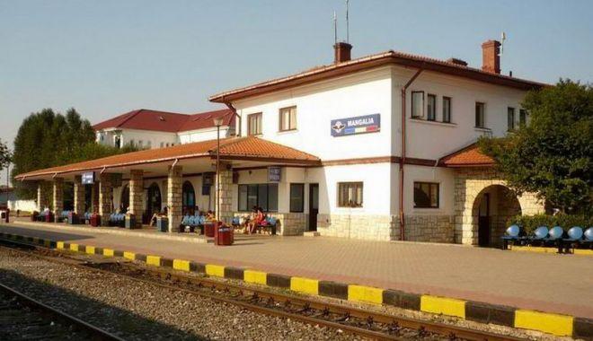 Foto: Șapte firme românești, interesate să ia banii pentru modernizarea stațiilor de cale ferată