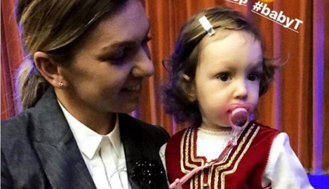 Foto: Campioana Simona Halep, prezentă la Festivalul Primăvara Aromânilor 2018