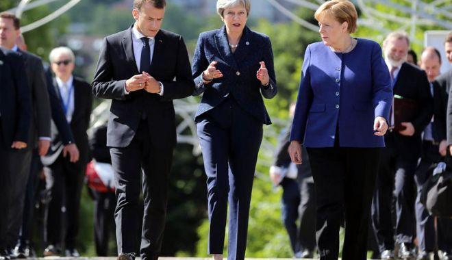 Foto: Liderii UE, uniţi asupra necesităţii păstrării acordului nuclear iranian