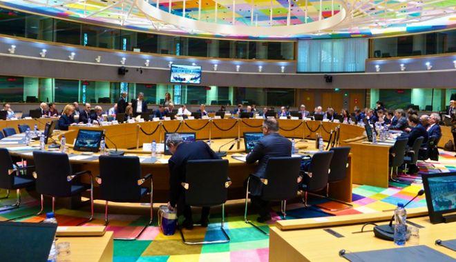Foto: Liderii statelor UE au dezbătut migraţia şi securitatea frontierelor