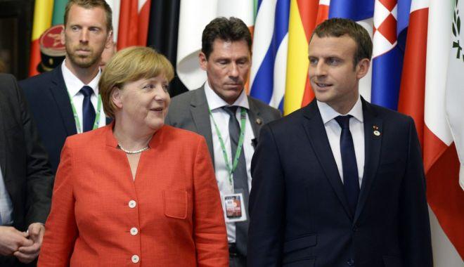 Foto: Liderii statelor UE s-au reunit la Bruxelles pentru a analiza rezultatele alegerilor