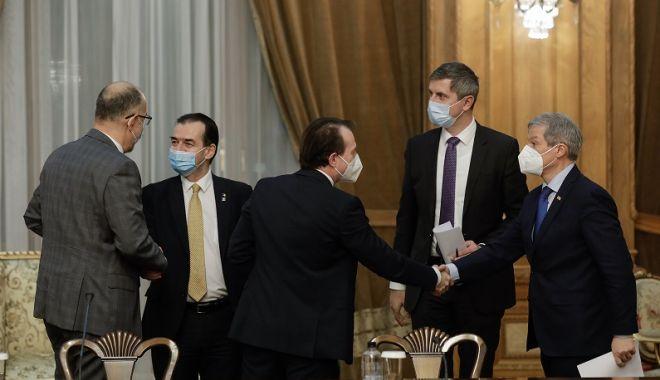 Criza din Guvern se prelungeşte. Liderii Coaliţiei se întâlnesc şi astăzi - lideriicoalitieipnlusrplusudmr-1618899106.jpg