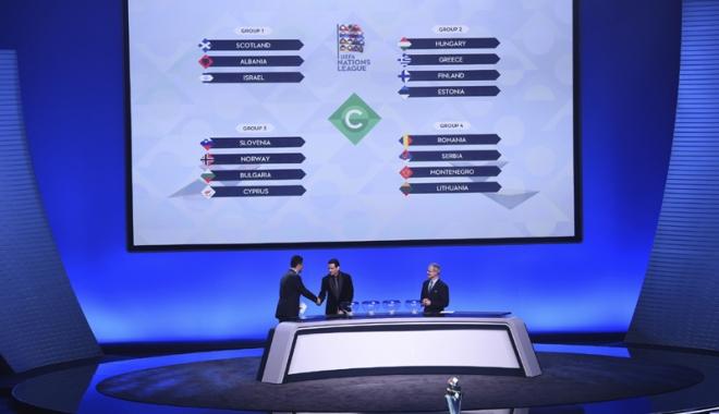 Foto: Liga Naţiunilor, o competiţie mai mult decât amicală. Cum se poate califica România la Euro 2020