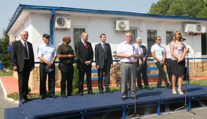 Foto: Liga Navală a Statelor Unite, în vizită la RAJA Constanţa