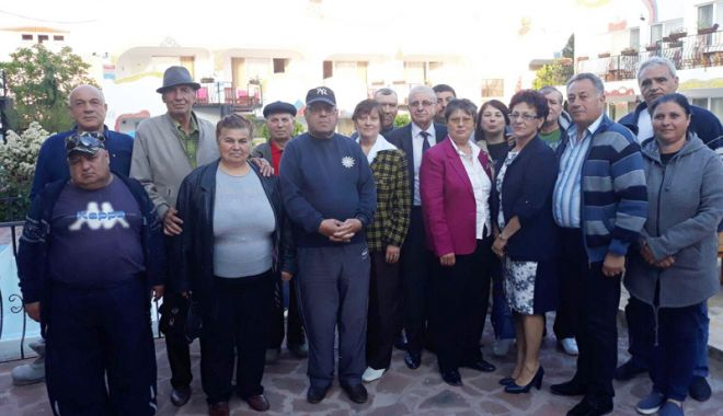 Foto: Organizația PRU Limanu a trecut la PMP