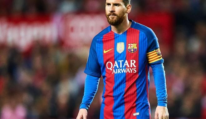 Foto: Fotbal / Messi se va căsători. Iată cum arată viitoarea soţie a argentinianului