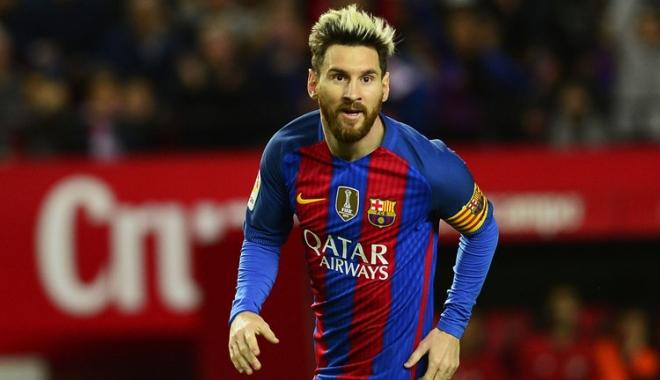 Foto: Se însoară Messi! Cum arată viitoarea sa soţie