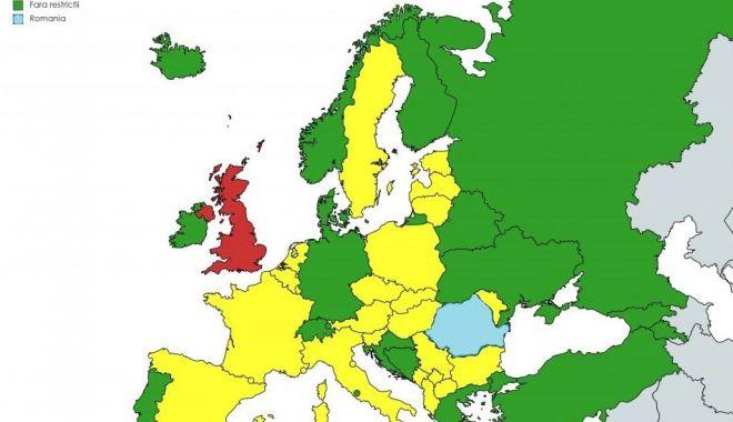 Lista galbenă întocmită de România, criticată de operatorii din turism - listagalbena-1619629749.jpg