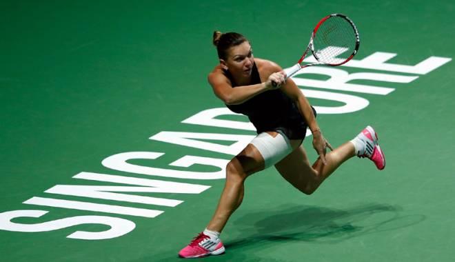 Foto: Lista de la Turneul Campioanelor s-a închis. Simona Halep e în top!