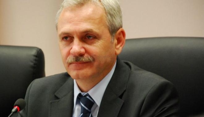 """Foto: Liviu Dragnea: """"Garantez că alianţa PSD-ALDE va merge mai departe"""""""
