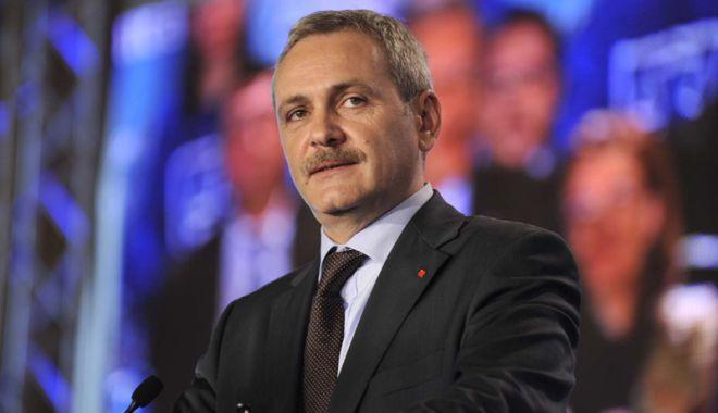 Foto: Liviu Dragnea, presat  să convoace Comitetul  Executiv Național al PSD