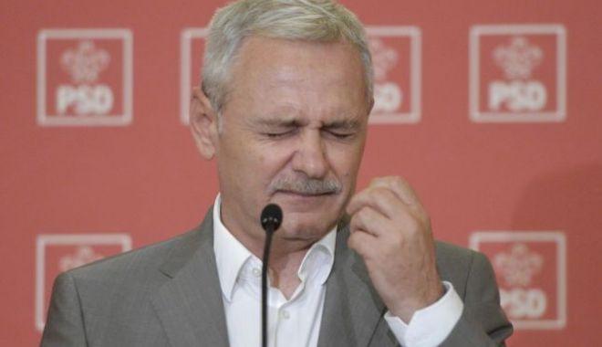 Foto: Probleme de sănătate pentru Liviu Dragnea: Liderul PSD a mers la spital pentru un RMN