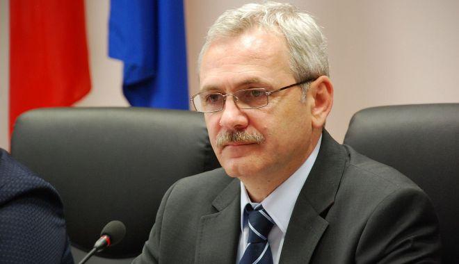 """Foto: Liviu Dragnea, planuri pentru prezidențiale: """"Mi-aș dori o candidatură comună  PSD-ALDE"""""""