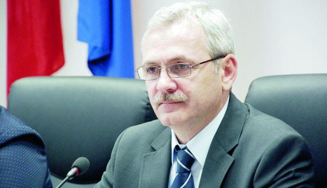 Foto: USR avertizează că ANI nu verifică averea lui Liviu Dragnea