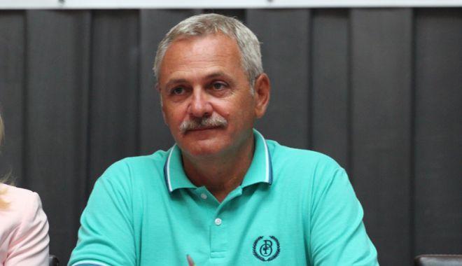 Foto: Liviu Dragnea: Filialele care  m-au contestat  au datoria  să liniștească organizațiile