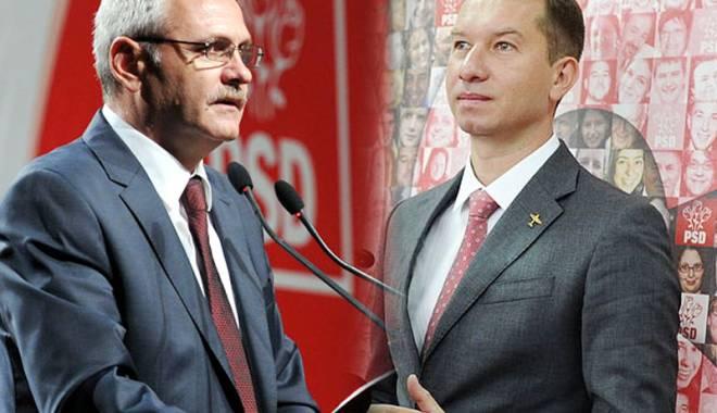 Foto: Scandal ca la uşa cortului în PSD.  Ce acuzaţii şi-au aruncat Dragnea şi Sturzu