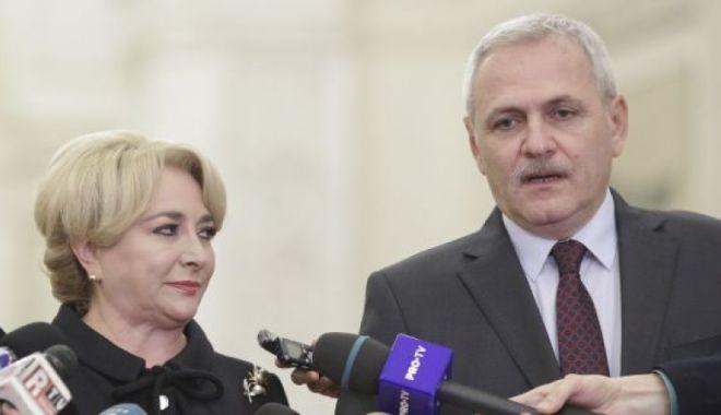 Foto: Comitetul Executiv Naţional al PSD face bilanţul guvernării Viorica Dăncilă