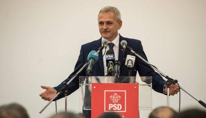 Foto: La ce strategie se gândește Dragnea ca să nu mai iasă Iohannis președinte