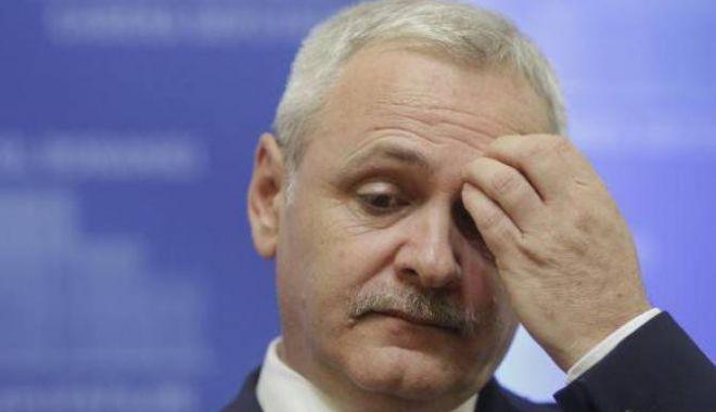 Foto: Liviu Dragnea rămâne internat în spital. Medicii decid dacă va fi operat