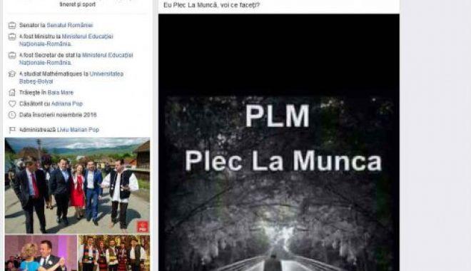 Foto: +18 ani / Limbaj vulgar din partea fostului ministru PSD al Educaţiei, Liviu Pop