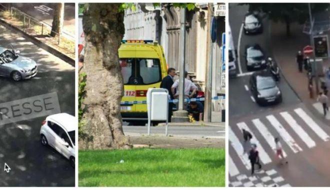 Foto: Cine este autorul atacului de la Liege. Bărbatul ieșise ieri din închisoare