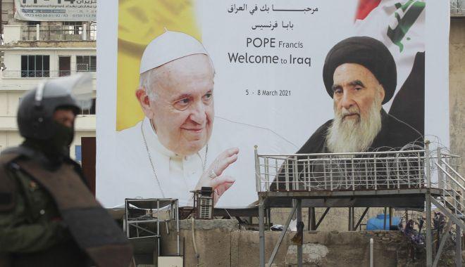 GALERIE FOTO / Cum a fost întâmpinat Papa Francisc în Irak - lmpwzyzoyxnopthjyzcym2m4mgrhnmzi-1615018160.jpg