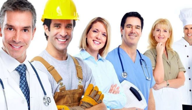 Foto: Locuri de muncă pentru şomeri. Care este oferta