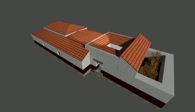 Locuinţă romană, reclădită - locuintaromana2-1347567292.jpg